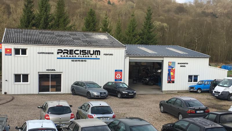 Garage réparateur automobile Precisium Fleury, 76490 MAULEVRIER SAINTE  GERTRUDE - Hautot et Fils